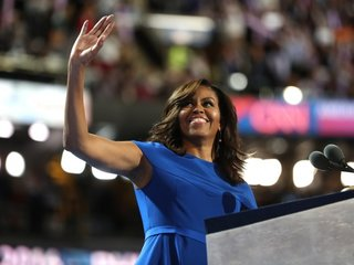 Michelle Obama launches girls' education program