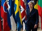 Northern Irish border looms over Brexit talks
