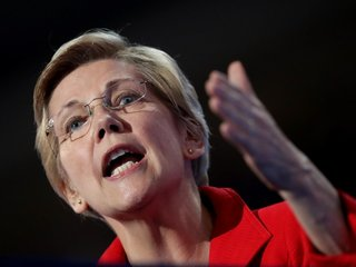 Trump slams Elizabeth Warren over DNA test