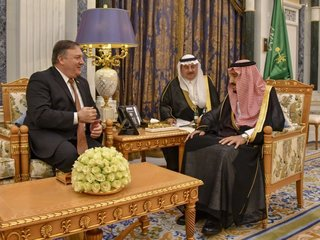 Saudi Arabia pays $100M to US for fight in Syria