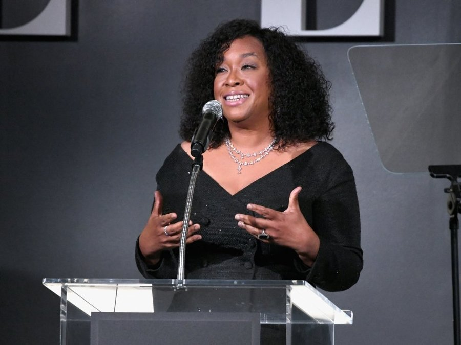 Shonda Rhimes: 'I Am The Highest-Paid Showrunner In Television'