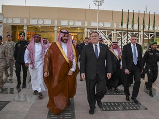 Khashoggi case puts US between interest, values