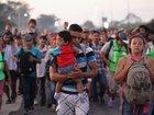 Trump believes caravan is a midterm blessing