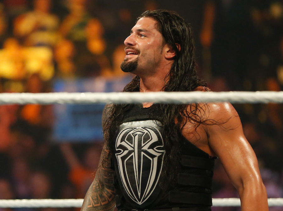 universal sweepstakes wwe roman reigns gives up wwe universal chionship to fight 4504