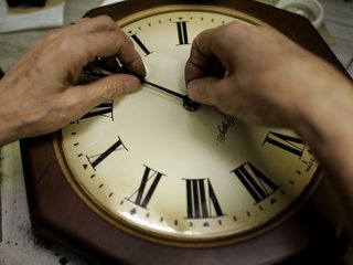 Daylight Saving Time can disrupt internal clocks