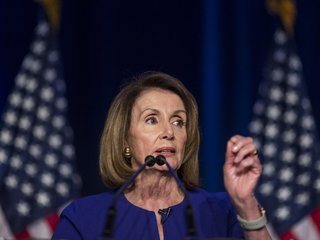 Trump endorses Nancy Pelosi for House speaker