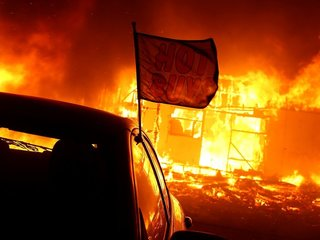 At Least Five Dead In California 'Camp' Wildfire
