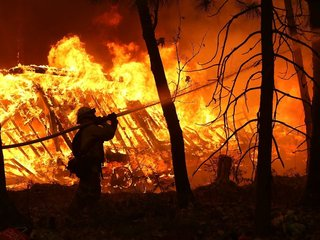 CA Wildfires Not Product Of Resource Management