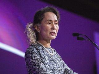 Pence condemns Myanmar leader over Rohingya