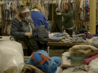 Unneeded donations pour in after Camp Fire