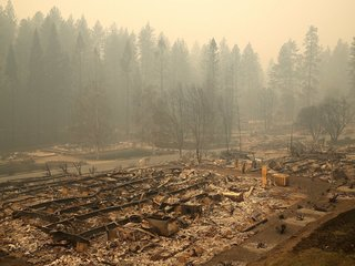 California's Camp Fire fully contained