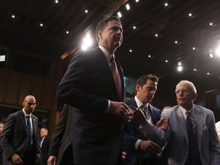 Comey to testify privately before House GOP