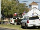 Air Force failed to report Texas church shooter
