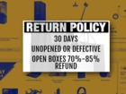 Return policies to know this holiday season